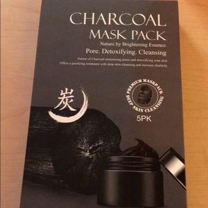 Other - Charcoal Face Mask
